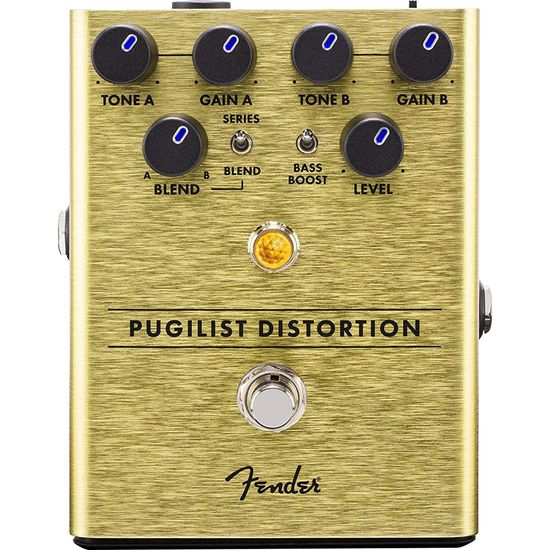 Pedal Para Guitarra Pugilist Distortion FENDER (66924)