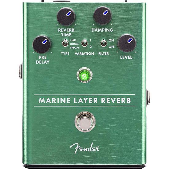Pedal Para Guitarra Marine Layer Reverb FENDER (66927)