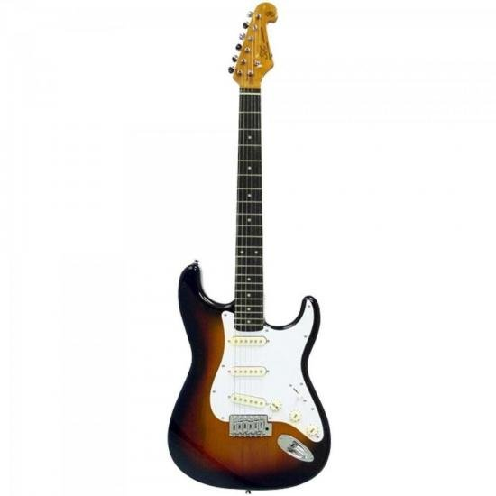 Guitarra Tradicional Vintage Plus 3TS SST62 SX