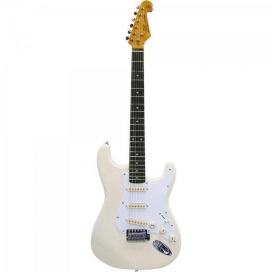 Guitarra SST62VWH Branca SX (67010)