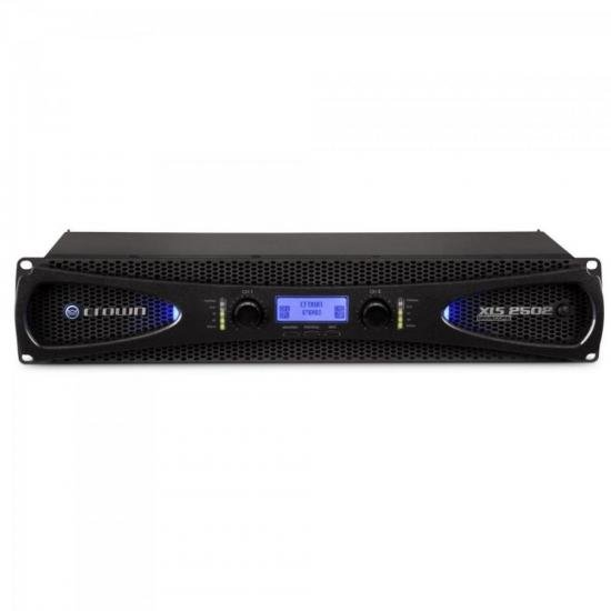 Amplificador 1550W 110V RMS XLS 2502 0 CROWN