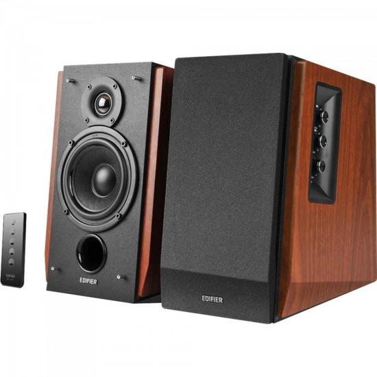 Caixa Monitor R1700BT Wood EDIFIER (67098)