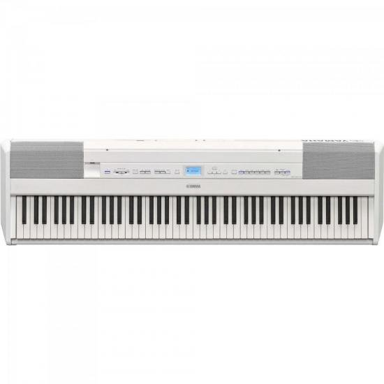 Piano Digital P515W Branco YAMAHA