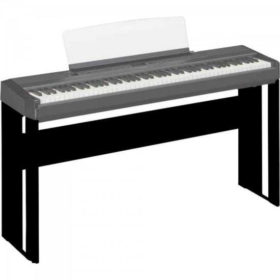 Estante para Piano Digital L515B Preta YAMAHA