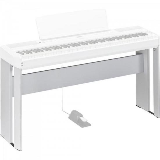 Estante para Piano Digital L515W Branca YAMAHA