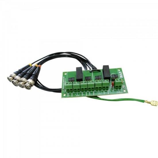 Placa Organizadora 4 Canais Box Light MAX ELETRON (67358)