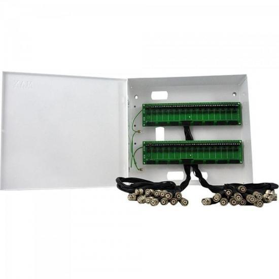 Rack Organizador para CFTV BNC 32 Canais MAX ELETRON (67419)