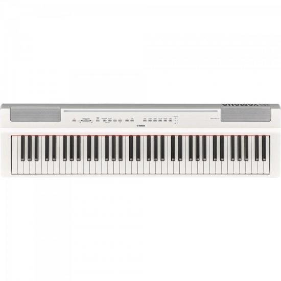 Piano Digital P121WH Branco YAMAHA