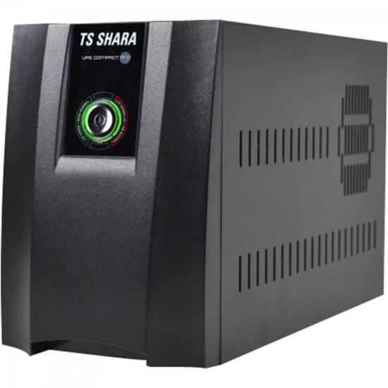 Nobreak 1400VA Power Ups 5A 2BS2BA Preto TS SHARA (67874)
