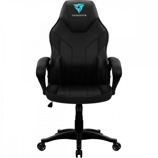 Cadeira Gamer EC1 Preta THUNDERX3 (67995)
