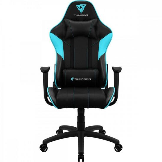 Cadeira Gamer EC3 Cyan THUNDERX3 (68000)