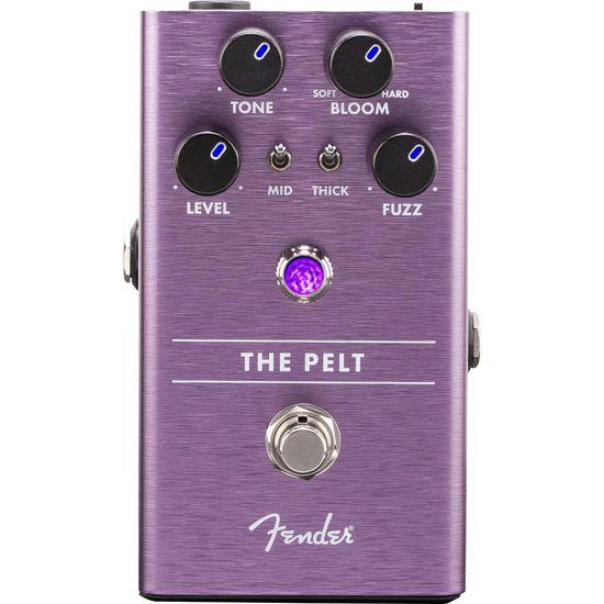 Pedal Para Guitarra The Pelt Fuzz FENDER (68035)