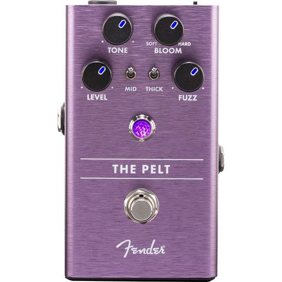 Pedal Para Guitarra The Pelt Fuzz FENDER