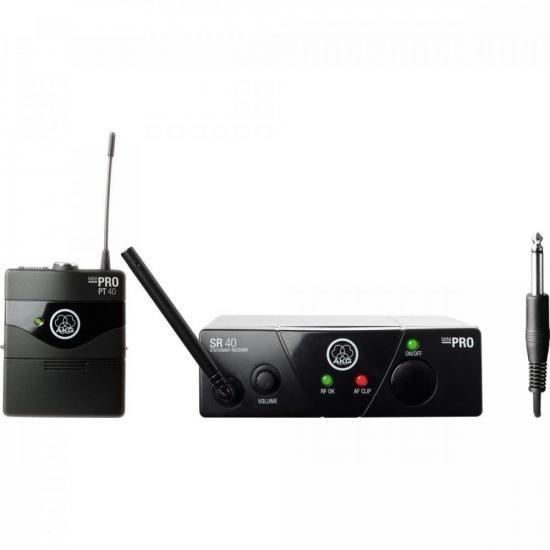 Sistema Wireless WMS40 US25B AKG (68421)