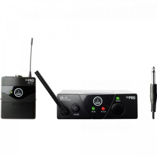 Sistema Wireless WMS40 US25A AKG (68429)
