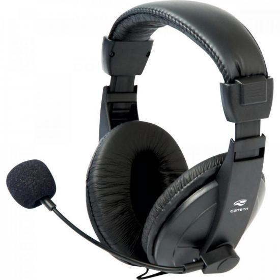 Fone C/ Microfone Comfort MI-2260ARC C3TECH (68498)