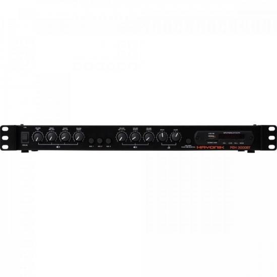 Pré-Amplificador AMBIENCE LINE PGH3000 BT C/ Gongo HAYONIK (68600)