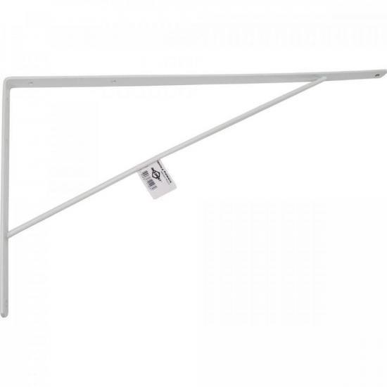 Suporte Reforçado para Prateleira 47x2cm BRASFORT