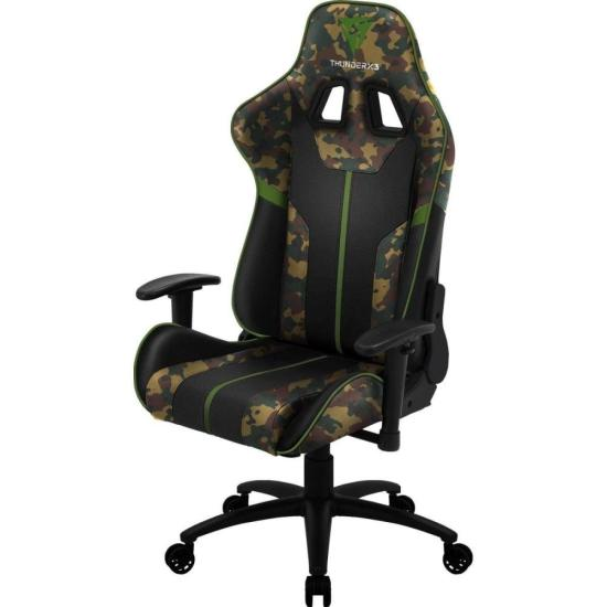 Cadeira Gamer BC3 CAMO/VD Military THUNDERX3 (68835)