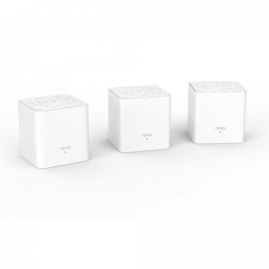 Roteador Wifi 1200Mbps Mesh C/3 MW3 TENDA (69242)