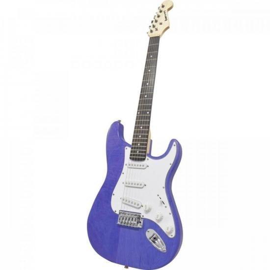 Guitarra Stratocaster Pristine Madero Azul BENSON