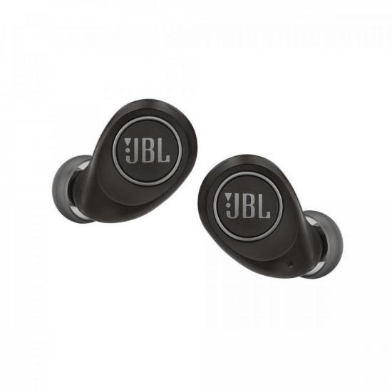 Fone de Ouvido Bluetooth Free X Preto JBL