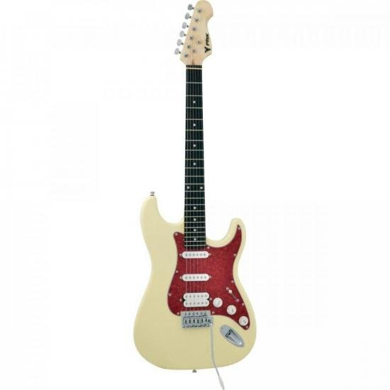 Guitarra Strato Power ST-H CH Creme PHX