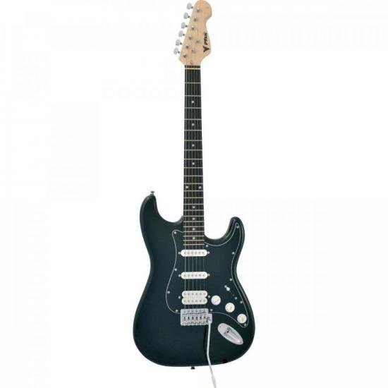 Guitarra Strato Power ST-H BK Preto PHX