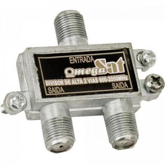 Divisor Antena VHF/UHF 1/2 GENÉRICO