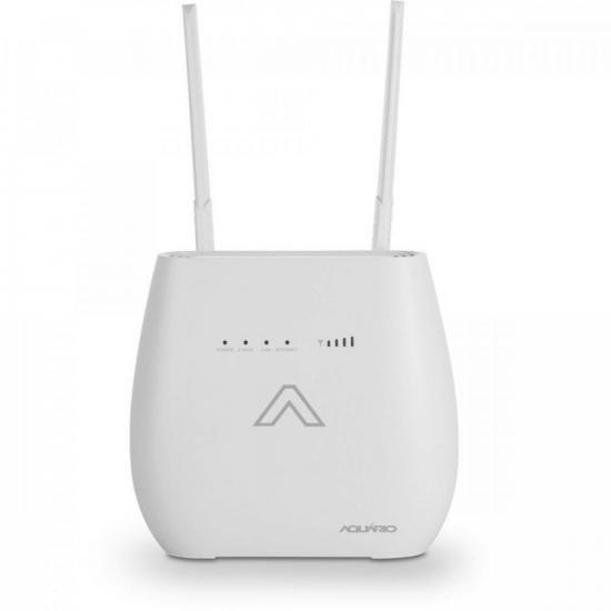 Modem Wifi 4G Heptaband MD-4000 Branco AQUÁRIO (70037)