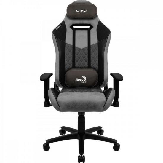 Cadeira Gamer Duke Ash Black AEROCOOL (70198)
