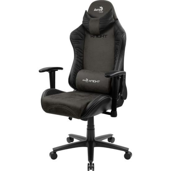 Cadeira Gamer Knight Iron Black AEROCOOL (70200)