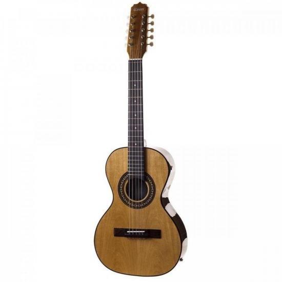 Viola Caipira Acústica Cinturada RV154.AC.N.I Natural ROZINI (70536)