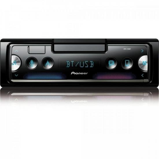 Auto Rádio USB/Bluetooth/Smart SPHC10BT PIONEER