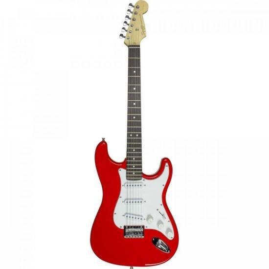 Guitarra Strato Mainstream Vermelha SQUIER