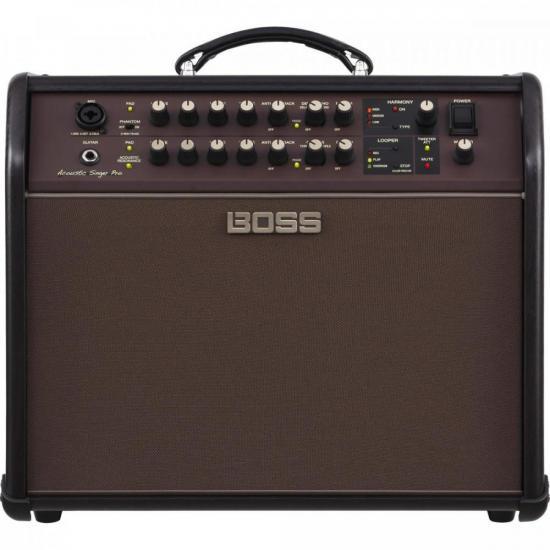 Amplificador Acústico Singer Live BOSS (70812)