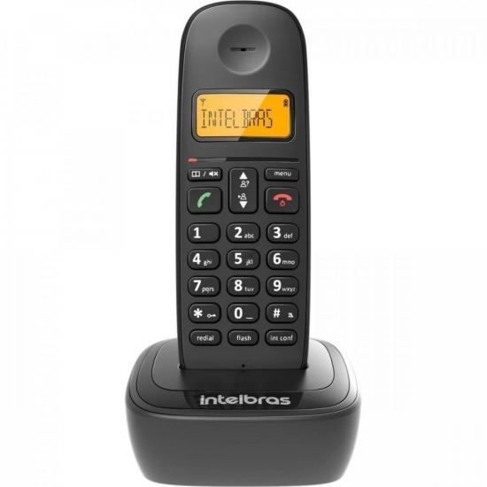 Telefone sem Fio TS2510 Preto INTELBRAS