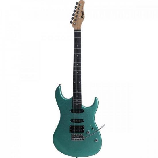Guitarra MG260 Metallic Surf Green MEMPHIS (71396)