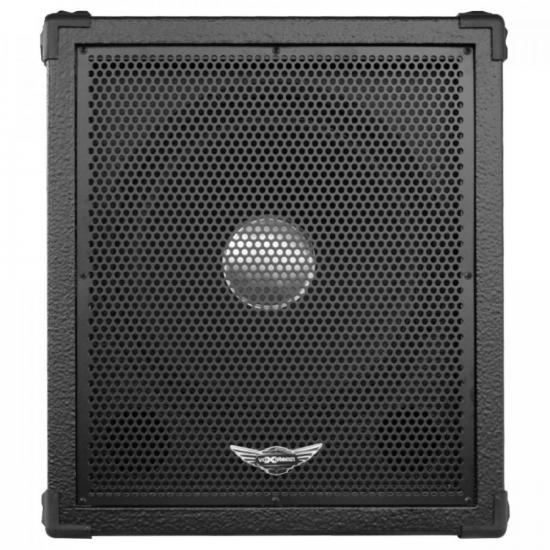 Cubo para Contrabaixo 140W Top Bass CB250 Preto VOXSTORM (71649)