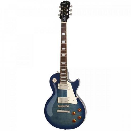 Guitarra Les Paul Standard Plus Top PRO Azul EPIPHONE (71652)