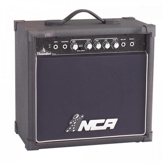 Cubo para Guitarra 30W Thunder Plus Preto NCA (71672)