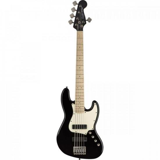 Contrabaixo SQUIER 5 Cordas Contemporary Active Jazz Bass Preto (71766)