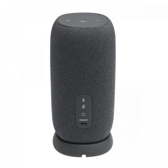 Caixa Multimídia Portátil Bluetooth Link Portable Cinza JBL (71941)