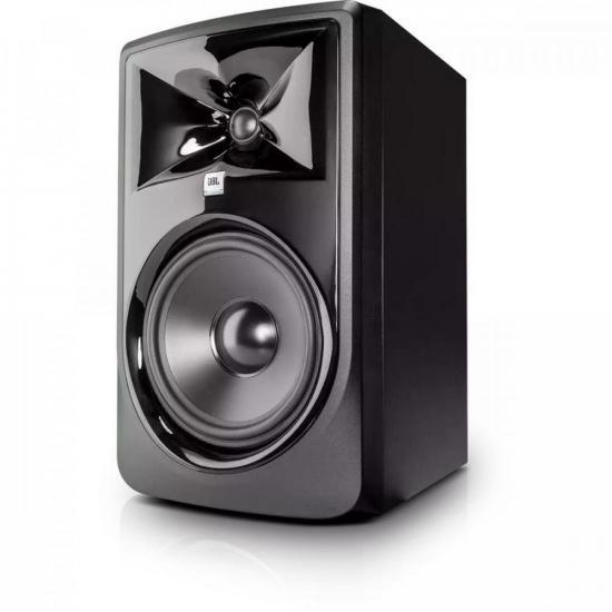 Caixa Monitor de Estúdio Ativa 8'' 308P MKII Preta JBL (72839)