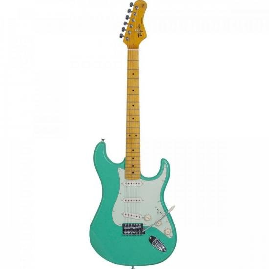 Guitarra Woodstock Series TG-530 Surf Green TAGIMA