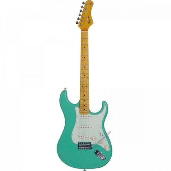 Guitarra TAGIMA Woodstock Series TG-530 Surf Green