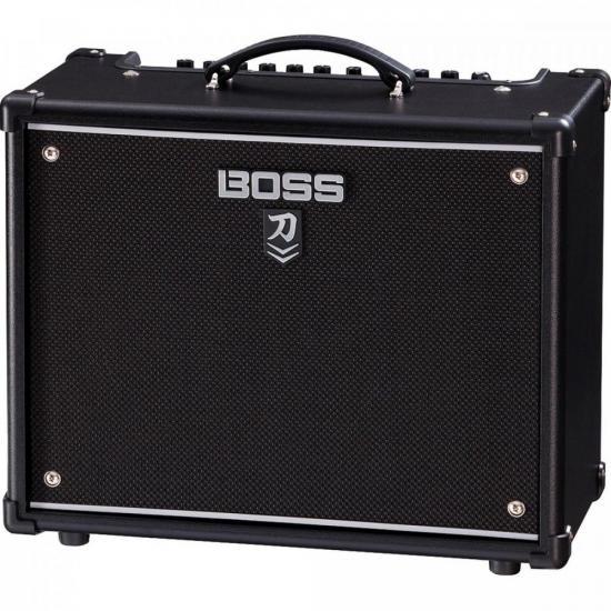 Amplificador para Guitarra Katana 50 MKII Preto BOSS (72940)
