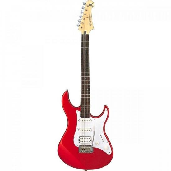 Guitarra YAMAHA Pacífica 012 Vermelha