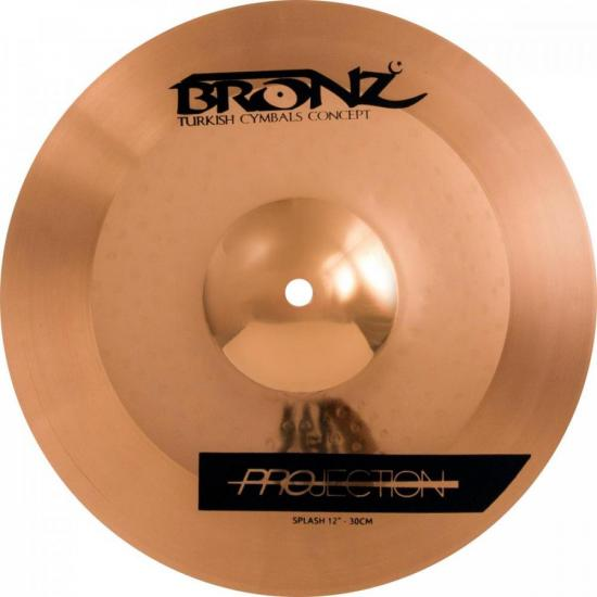 "Prato 12"" Splash Projection BRONZ (73137)"