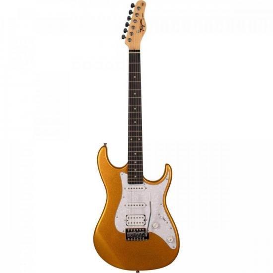 Guitarra Woodstock TG-520 Metallic Gold Yellow TAGIMA